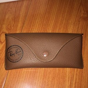 Ray Ban sunglasses case